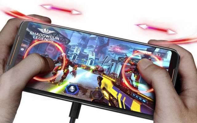 Asus ROG Phone 3 Concept Google Stadia