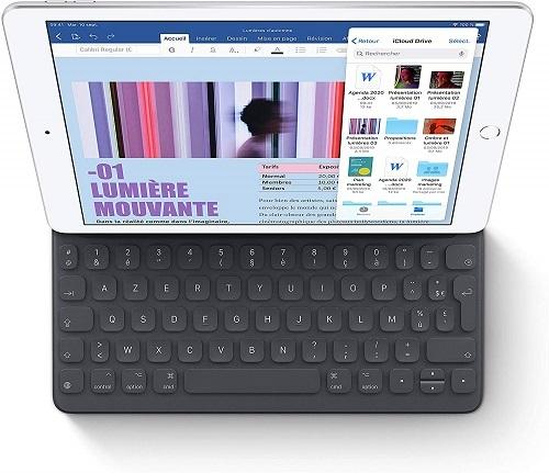 Nouvel Apple iPad (10,2 pouces)