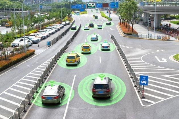 Des voitures autonomes piégées par des projections en 2D