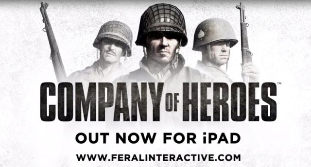 Company Of Heroes Ipad
