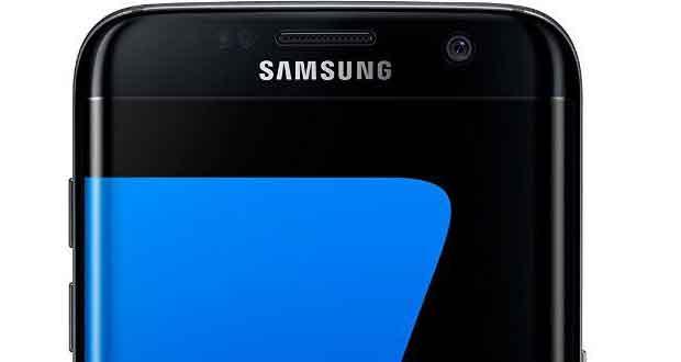 Smartphone Galaxy S7 Edge 32 Go noir