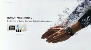 The Honor Band 5 and MagicWatch 2 are best-sellers on Amazon.in