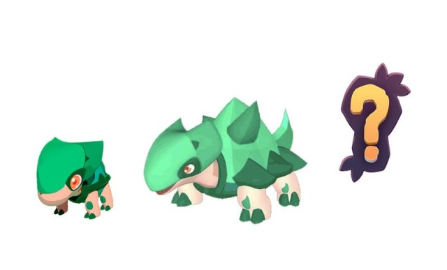 Crystle Evolutions