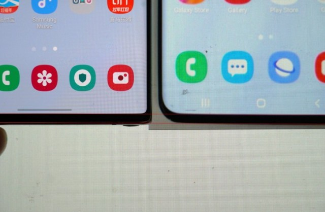 New Samsung Galaxy S20+ 5G live photo surfaces
