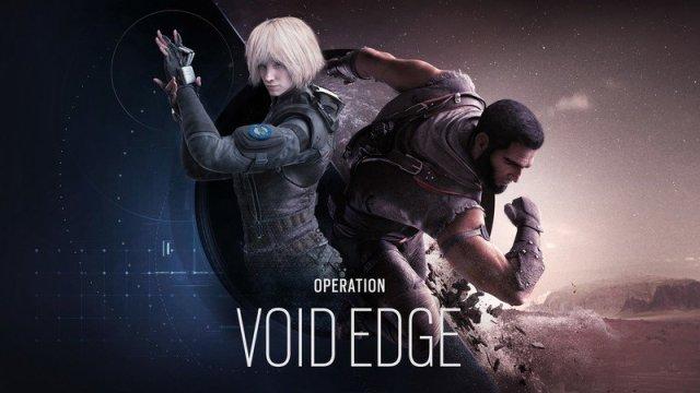 Rainbow Six Siege Void Edge Hero Art