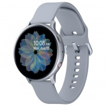 Samsung Galaxy Watch Active 2 LTE Aluminum in Silver