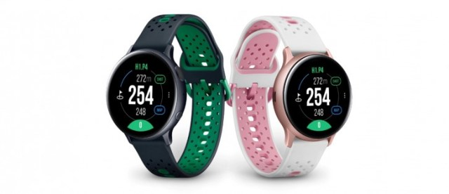 Samsung Galaxy Watch Active 2 Golf Edition arrives in South Korea
