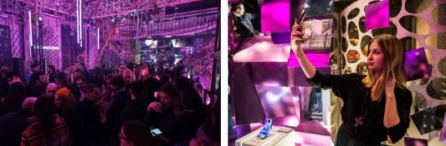 The Samsung Galaxy Z Flip toured the New York, London, Milan and Paris Fashion Weeks