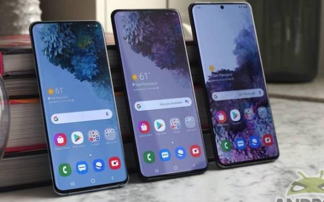 Samsung Galaxy S20+ Samsung Galaxy Ultra