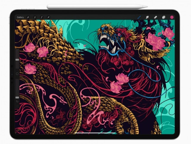 Apple unveils new iPad Pro models with dual-cameras, LiDAR and trackpad support