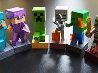 Pick up some Minecraft merchandise today!
