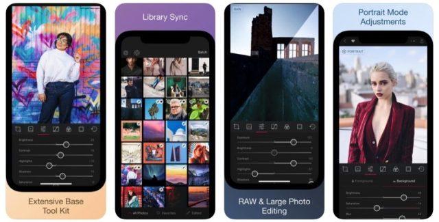 Darkroom iOS