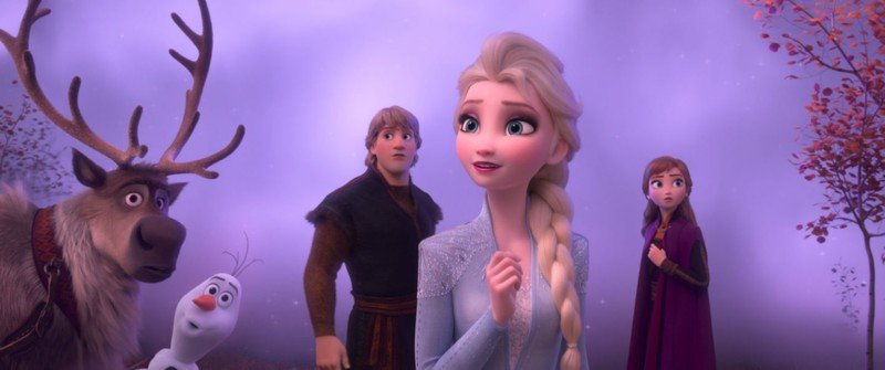 Frozen 2 starts streaming on Disney Plus today in the U.S ...