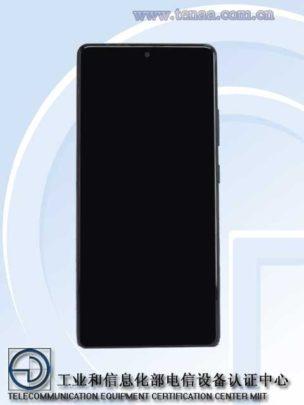 Samsung Galaxy A71 5G Screen