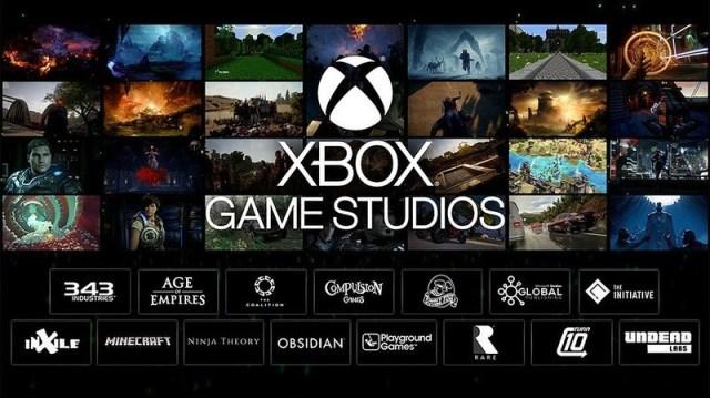 Xbox Game Studios list