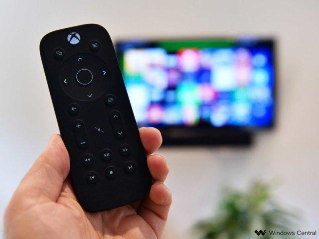 Xbox media remote