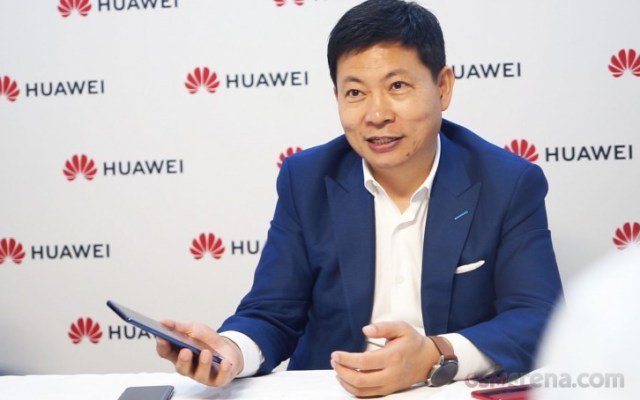 Huawei CEO confirms P40 lineup arrival is on schedule despite COVID-19