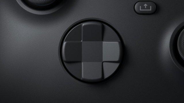 Xbox Series X Controller D-pad