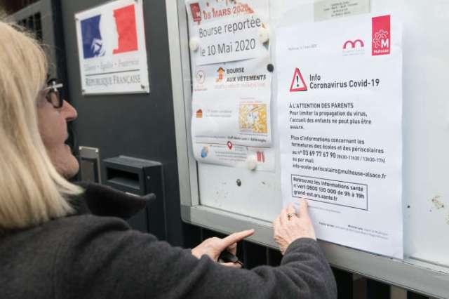 Les écoles du Haut-Rhin ferment pendant au moins deux semaines à compter du vendredi 6 mars pour lutter contre la propagation de l'épidémie due au coronavirus.
