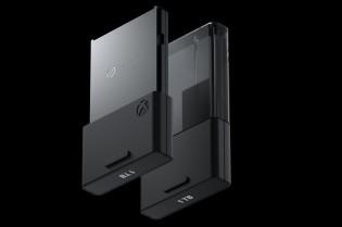 Xbox Series X removable storage