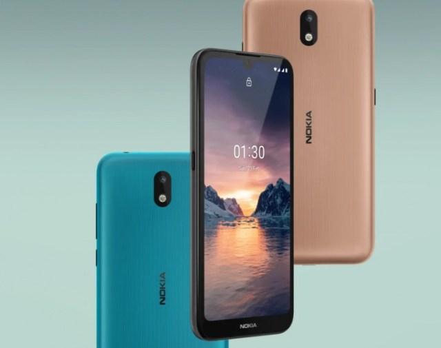 Nokia announces the Nokia 5.3 and 1.3