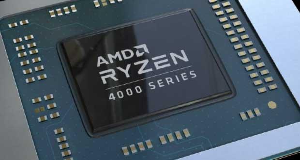 Ryzen 9 4900H d'AMD