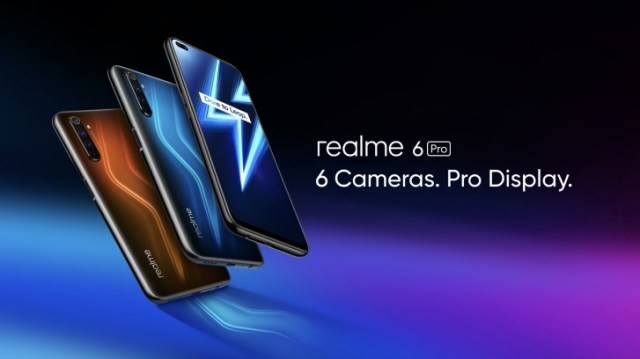 Realme 6 Pro goes on sale today