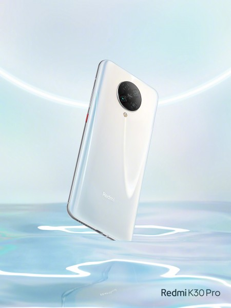 Redmi K30 Pro surfaces in new white color, more details revealed