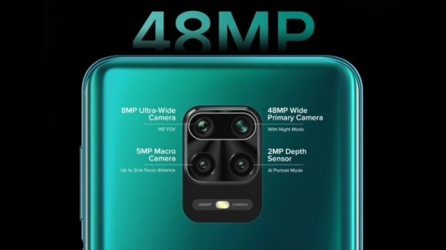 Redmi Note 9 Pro announced with Snapdragon 720G SoC and 48MP quad camera