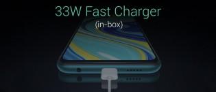 Xiaomi Redmi Note 9 Pro Max battery features