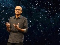 Microsoft supply chain 'getting back on rails,' says Satya Nadella