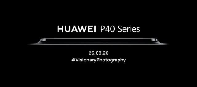 Huawei P40 series Greek prices surface