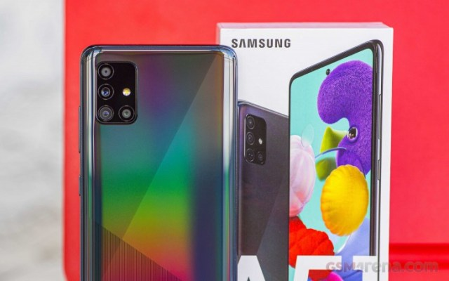Samsung Galaxy A51 5G inches closer to an official launch