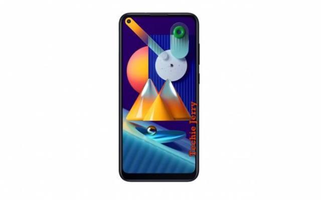 Samsung Galaxy M11 Render