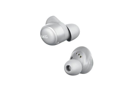 AKG N400 Earbuds Silver