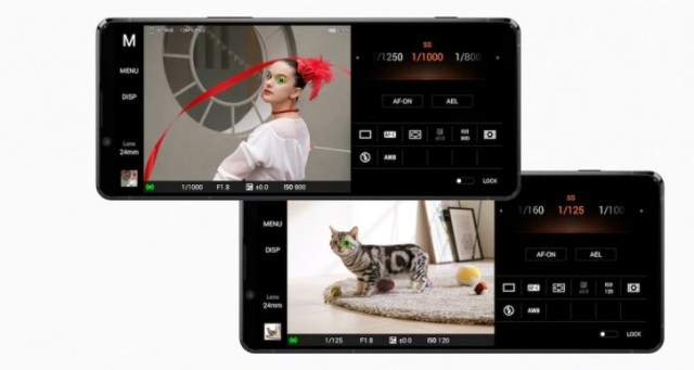 Sony Xperia 1 II will get eye AF in ultrawide, night mode for regular cam after launch