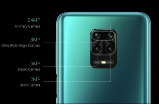 Redmi Note 9 Pro Max's with better camera and charging than its sibling