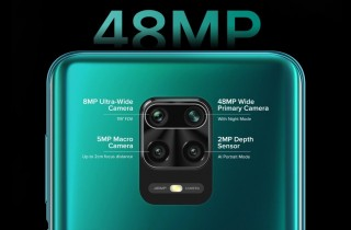 Redmi Note 9 Pro with 48MP main camera and 18W fast charging