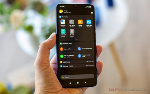 Xiaomi Mi CC9 starts receiving MIUI 11 based on Android 10