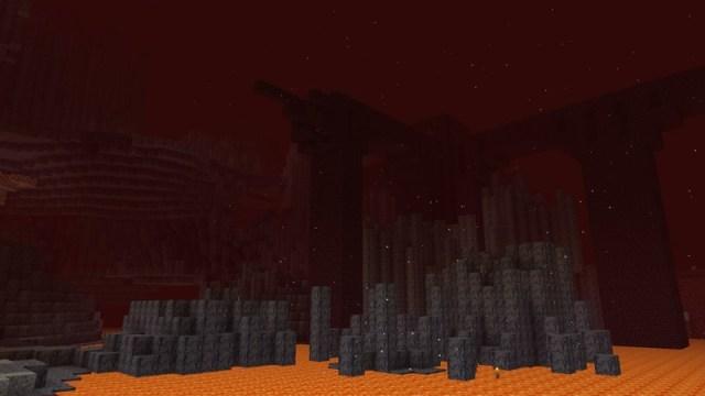 Minecraft Nether Update Basalt Delta
