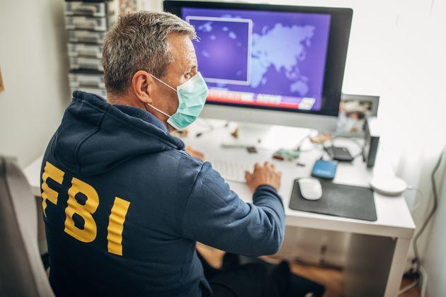 Cybercriminalité: le nombre de rapports du FBI a quadruplé depuis le début de la pandémie