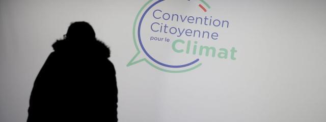 """La Convention citoyenne pour le climat a été mise en place par le gouvernement après la crise des \""""gilets jaunes\""""."""
