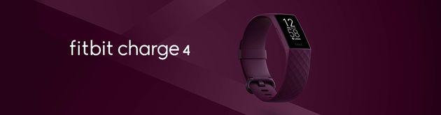 Fitbit lance son nouveau Charge4 avec GPS intégré