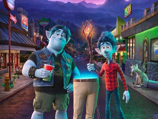 Onward Pixar Hero
