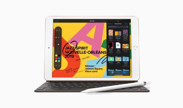 iPad 2019 (7e génération)