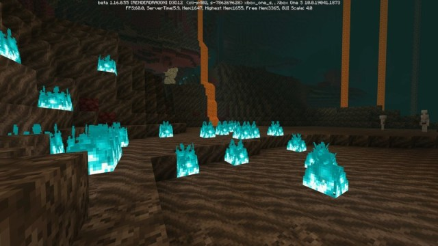 Minecraft Nether Update Beta Soulsand Valley