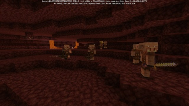 Minecraft Nether Update Beta Piglin