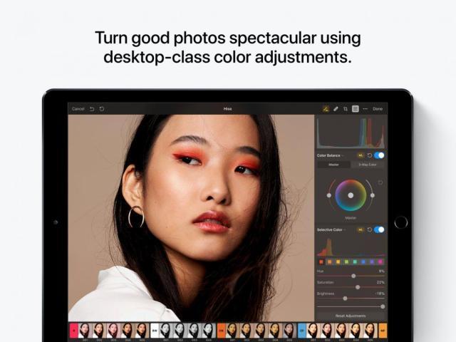 pixelmator photo capture app ipa ipad