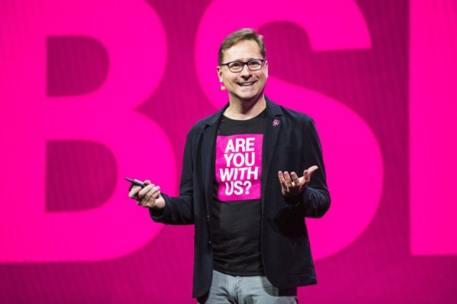 Mike Sievert, CEO of The New T-Mobile