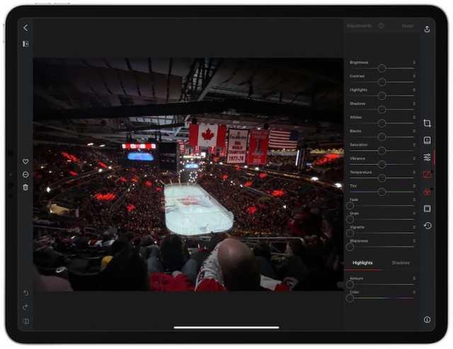 Darkroom for iPad Pro
